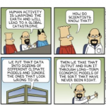 CATO institute annihilates Yale critics of Dilbert climate change cartoon