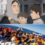 Spot the differences: Syrian refugees in EU propaganda film vs reality