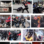 The left is more violent than the right, and the mainstream left covers for extremists