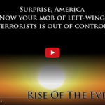 Surprise America, your mob of left-wing terrorists is out of control