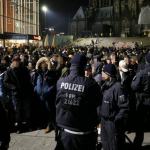 New year's eve in Germany: safe space for women, no alcohol