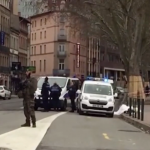 France: two dead in machete attack, no word on killer or motive