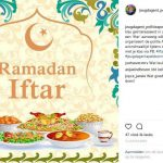 Dutch police organizes islamic 'iftar' for high schoolers