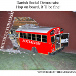 "Danish Social Democrats: ""Whoops, turns out we were wrong about mass immigration"""