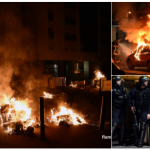 Muslims burn down Toulouse after police force woman to take off veil during arrest