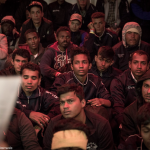 Boatload of young male migrants doesn't fit Doctors Without Borders narrative