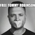 Establishment sabotage of the #FreeTommy protest in London