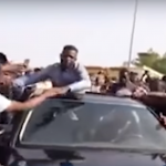 Malinese 'refugee' gets French citizenship, returns to Mali to be driven around in limo