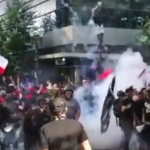 Left-wing terrorism in Portland, condoned by the mainstream left