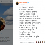 Keith Boykin lies, teaches and is a CNN commentator