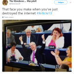 After destroying Europe, the EU is now coming for the internet