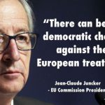 EU: Juncker says there are 'limits to the freedom of the press'