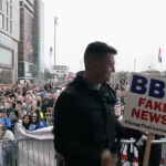 Big Tech collusion to ban Tommy Robinson after exposing BBC as fake news - the left celebrates censorship again